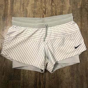 Nike Shorts with Spandex